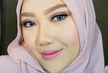 Bridesmaid by Make Up by Lala