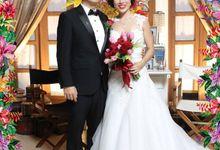 Aswin & Syeny Wedding Celebration by IN 'N OUT STUDIO