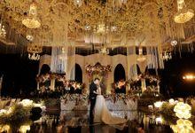Jo Denny & Valeria Cancera Wedding by Fairmont Jakarta