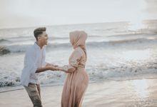 Romantic moment Haris & utti by asmaraloka.picture