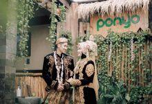 WEDDING MOMENT - DITA & ILHAM by Esper Photography
