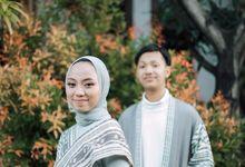 ENGAGEMENT MOMENT - JUNI & REYHAN by Esper Photography