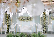 WEDDING MOMENT - AFIF & MALA by Esper Photography