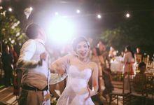 MC Wedding Arnan and Pricilla at The Sanchtus Bali by MC Rendy Rustam