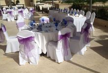 Nicola & Ian's Wedding  by m.a weddings in Cyprus (WeddingPlanningServices)