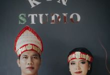 BATAK WEDDING by KIN NUMBER BEAUTY LOUNGE & STUDIO