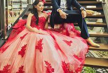 Wedding Shoes For Yopie Mulyawan by Koku Footwear