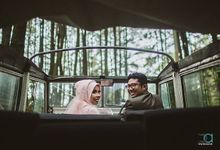 Pine Forrest Wedding of Ika & Ganda by Bojou Weddings