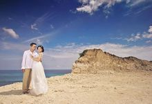 Pre Wedding from Sani and Wulan by CG Pictures