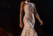 Miss Universe Sierra Leone '16 - Hawa Kamara by LASALA