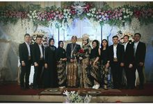 wedding day annisa and fauzan by Link Wedding Planner