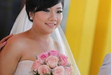 Wedding Makeup By Me by Yasca Natalia MakeupArtist