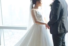 Malvin & Vivi Wedding by iLook ( Makeup & Couture )