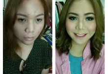 make up by Neneng Handayani Makeup Artist