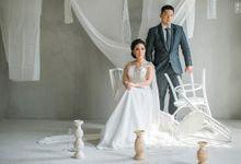 Prewedding of Fran and Christine by Bernardo Pictura
