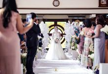Gino & Vera Wedding by Whitekraft Event Management and Styling