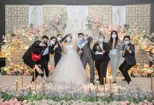 wedding of KUNCORO & LIVIA by ID Organizer