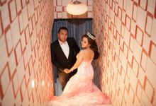 Prewedding of Arie & Selly by Keya Bridal