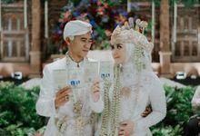 The Wedding of Pandu & Syafira by Ellinorline Gift