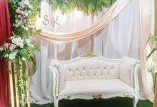 Wedding Senja & Kiki by Kyukyu organzier