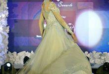 Parade Wedding Makeup TSM  Designer ferry sunarto & gazelle by Amelia Hu Makeup& Bridal