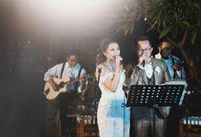 Rendy & Anggi  by Athalia Wedding Planner