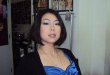 Studio Shoot/Cover Shoot by Amber Liu Make up and Hair