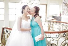 Herrick &  Joyce Wedding by Happyone Photo