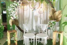 Wedding Firdha & Fajar by Kyukyu organzier