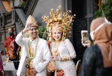 From Wedding Disya & Frian by SayHi Wedding Organizer