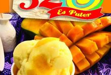 Es Puter cups, waffle bowls, and cones by Es Puter EP 320