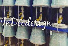 Ivaline & Halbert Birthday by InDeodesign Souvenir