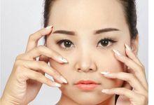 Fake nails and extension by Sunshine Nailart