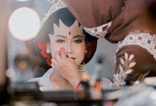 Tania & Angga Traditional Wedding by Everafter Photocinema
