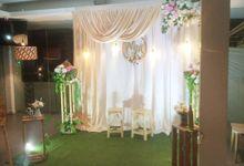 Engagement Nandang & Meirita by Kyukyu organzier