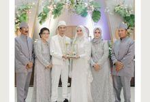 Intimate Wedding Linda & Dino by Gasim Wedding Organizer