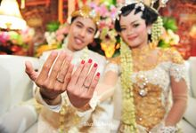 The Wedding of Dinda and Alan by Blush & Beryl Photography