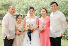 Louie and Kayla Wedding by Bryan venancio photography