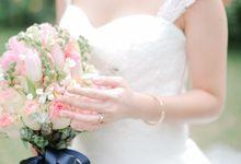 Louie and Kayla Wedding by Bryan venancio photography