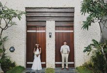 Aaron & Inan Wedding by Bali Dream Wedding