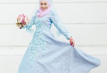 Nurul & Ayiem Reception by zikrielive studio