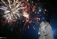Fireworks & Effect Wedding Bali by JIBRIL FIREWORKS & SPECIAL EFFECT