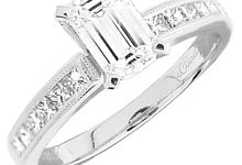 Ring Setting - Expression of Eternal Love by eClarity Diamonds