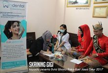 Penyuluhan dan Skrining Raka Raki Jatim 2017 by Indental Clinic