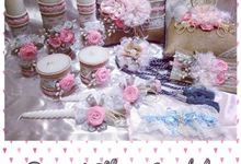 Handcrafted Bouquets and Wedding Accessories  by Duane's Fleur Creatif