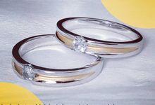 cincin nikah platium by sanjewellery