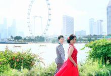 Raymond & Irene Pre-wedding Photoshoot by Adinda Sardjono