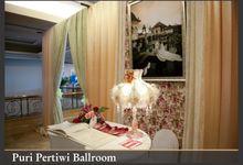 Puri Pertiwi Ballroom by Le Grandeur Mangga Dua Hotel