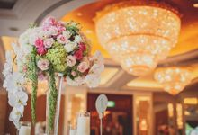 Wedding at Shangrila by Hong Ray Photography