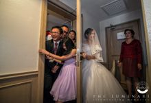 Actual Day Wedding by The Luminari